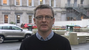 Sinn Féin Health Spokesperson David Cullinane was speaking during a Dáil motion (File pic)