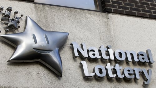 More than €250 million is raised by National Lottery sales each year to support good causes throughout Ireland
