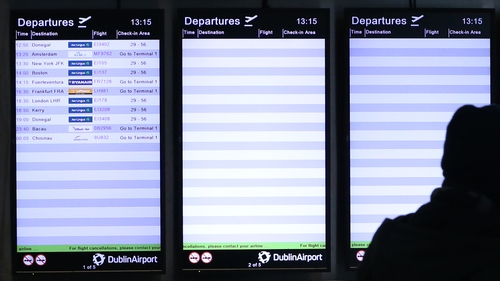 Fine for non-essential international travel is currently €500