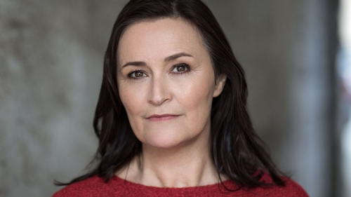 Actress Paula McGlinchey features in this week's special Poetry Programme