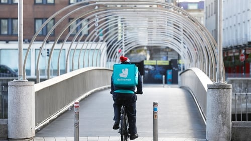 The Deliveroo IPO is one of the most eagerly watched-for initial public offerings in the first half of this year (Pic: RollingNews.ie)