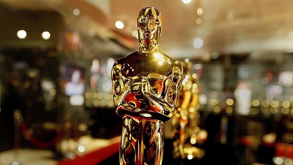 The Oscars take place on Sunday, 25 April