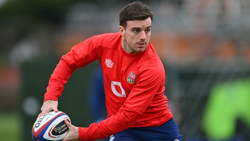George Ford gets his chance