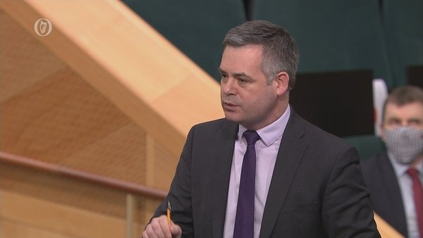 Pearse Doherty said small businesses had faced an insurance crisis