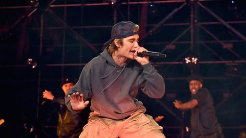 """Justin Bieber: """"Journalsis one of my favourite projects and I've never performed it live. I'm grateful to TikTok for helping me to bring this show to everyone on Valentine's Day."""""""