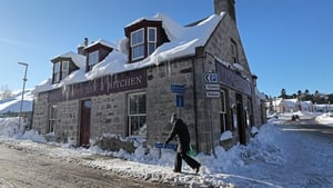 The Met Office said the last time a temperature below minus 20C was recorded in the UK was 23 December2010