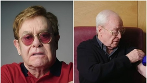 Elton and Michael: they're still standing