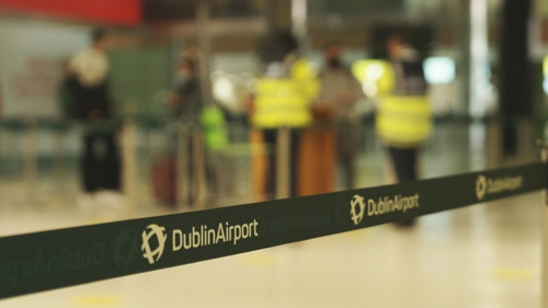 150 fines have been issued to people with respect to non-essential international travel