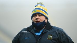 Tipperary manager David Power