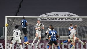 Juventus were no match for Inter Milan in Serie A this season
