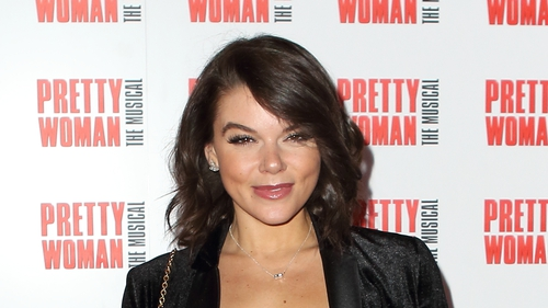 """Faye Brookes: """"I am exhausted, I am not going to lie, this is the most difficult challenge I have ever taken on in my whole entire life, but that fire in my belly gives me the determination to be better."""""""