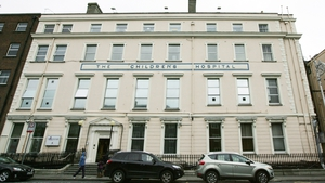 The boy was brought to Temple Street Children's Hospital (File picture: RollingNews)