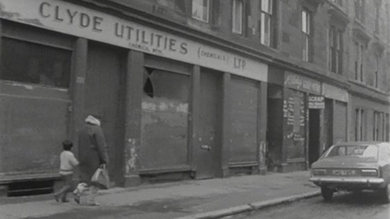 The Gorbals In Glasgow