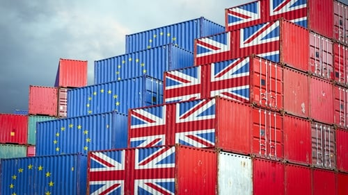 Ireland's goods imports from Britain fell by 65% in January, new CSO figures show