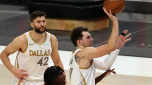 Luka Doncic stole the show for Dallas