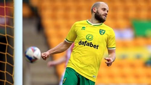 Teemu Pukki put Norwich City top of the table