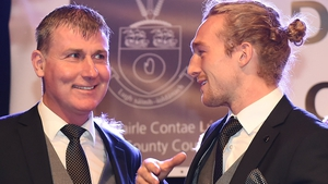 John Mountney (right) has 'full faith' Stephen Kenny will be successful with Ireland
