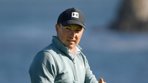 It was a first round in the 70s this week for Spieth