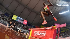 Beatrice Chepkoech is the steeplechase world champion