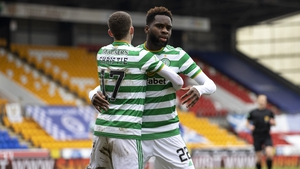 Odsonne Edouard provided Celtic with inspiration when they needed it