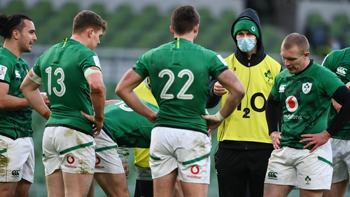 Ireland are out of the running after just two games