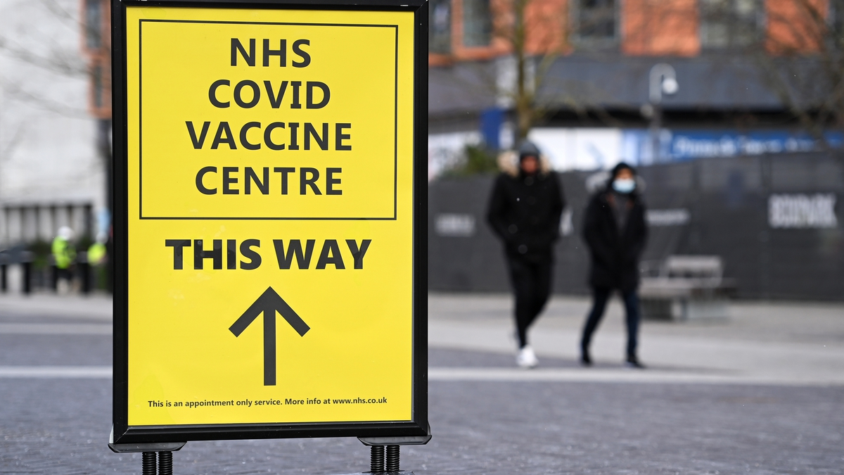 Pressure on the health system in Northern Ireland