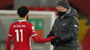 Liverpool striker Mo Salah has sounded the rallying cry for the stuttering Premier League champions.