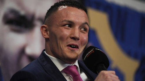 Josh Warrington suffered the first defeat of his career on Saturday night.