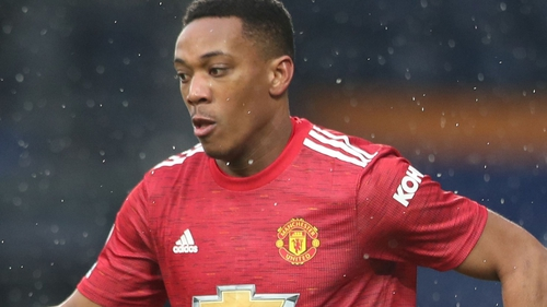Anthony Martial received racist abuse on Instagram