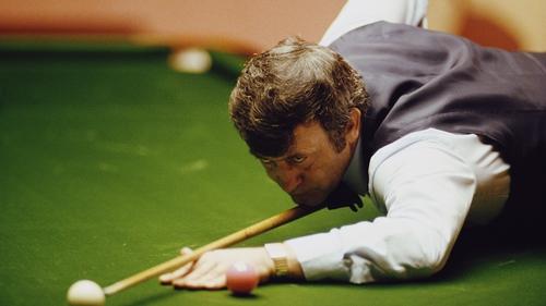 Doug Mountjoy was twice a winner of the UK Championship.