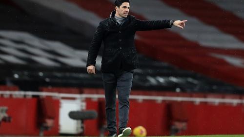 Mikel Arteta is enjoying life at Barcelona