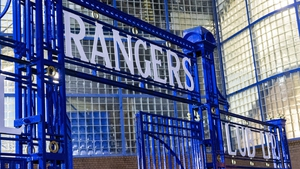 Rangers won a first Scottish title in a decade last season