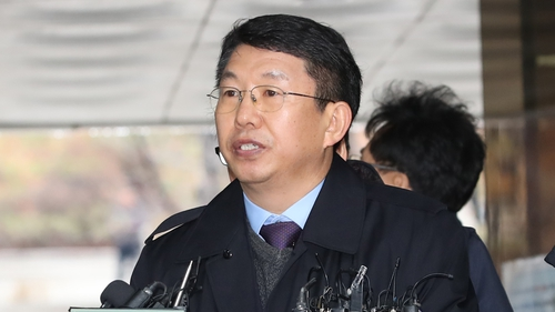 Kim Suk-kyoon was found not guilty in connection with the botched rescue efforts