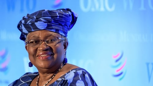Nigerian economist Ngozi Okonjo-Iwealahas been appointed the first female and first African head of the World Trade Organization