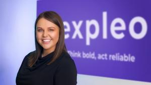 Rebecca Keenan, Global Head of Process Automation at Expleo Ireland