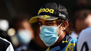 The Spaniard was world champion in 2005 and 2006
