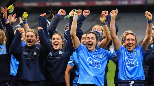 Dublin won their fifth All-Ireland title in December