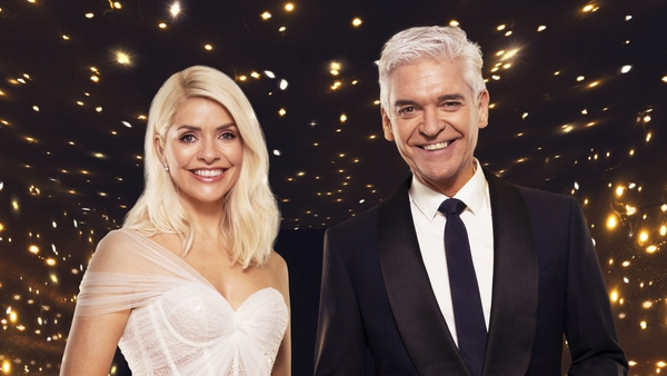 Holly Willoughby and Phillip Schofield will have the night off this Sunday