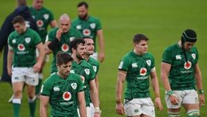Ireland play Italy next on Saturday week