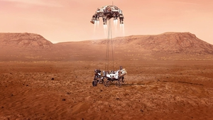 Only about 40% of missions to landing on Mars actually succeed. Photo: NASA/JPL-Caltech