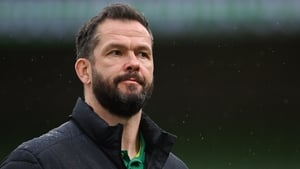 Andy Farrell wants to see real courage from Ireland