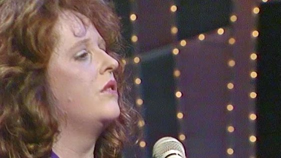 Mary Coughlan on The Late Late Show (1986)