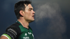 Roux had been included in Andy Farrell's original Six Nations squad but returned to Connacht for medical assessment after suffering the injury in the lead-up to the Welsh game
