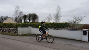 Philip Killeen is undertaking a charity cycle in memory of his nanny and to help his grandad grieve