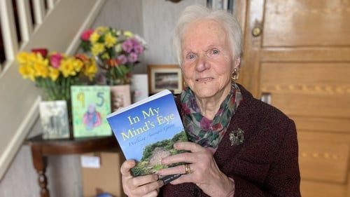 Brigid Kavanagh said it has been her lasting ambition to have a book published