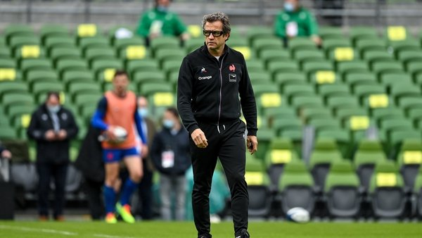 The French coach was tested again on Tuesday and was found to be positive
