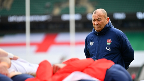 Eddie Jones' England finished fifth from six in this year's competition