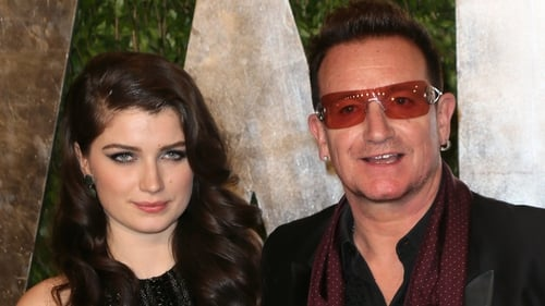 """Eve Hewson: """"When I started acting, I realised I could spend all day long going over lines, reading scripts, doing different exercises, and it didn't feel like work at all. Practising music did."""""""