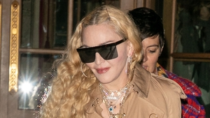Madonna herself did not appear at the trial, saying she was not involved in the technical details