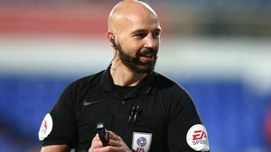 Darren Drysdale has been charged by the FA